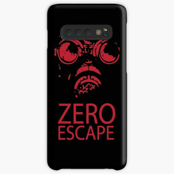 Zero Escape Samsung Galaxy Snap Case