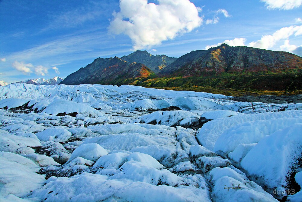 Glacier by dmark3