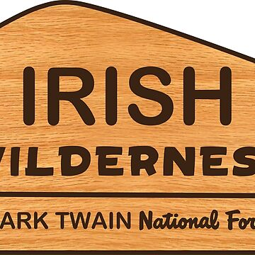 Irish Wilderness, Mark Twain National Forest by ginkgotees