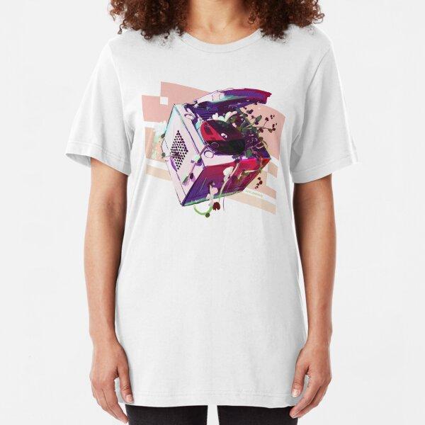 Nintendo Gamecube Slim Fit T-Shirt