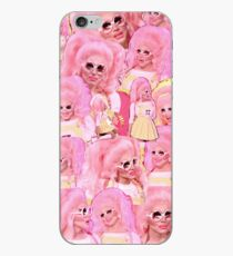 Trixie IQ Kitty iPhone Case