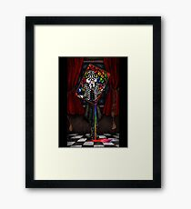 Welcome to My Reality Framed Print