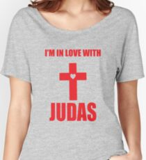 Lady Gaga Judas Women's Relaxed Fit T-Shirt