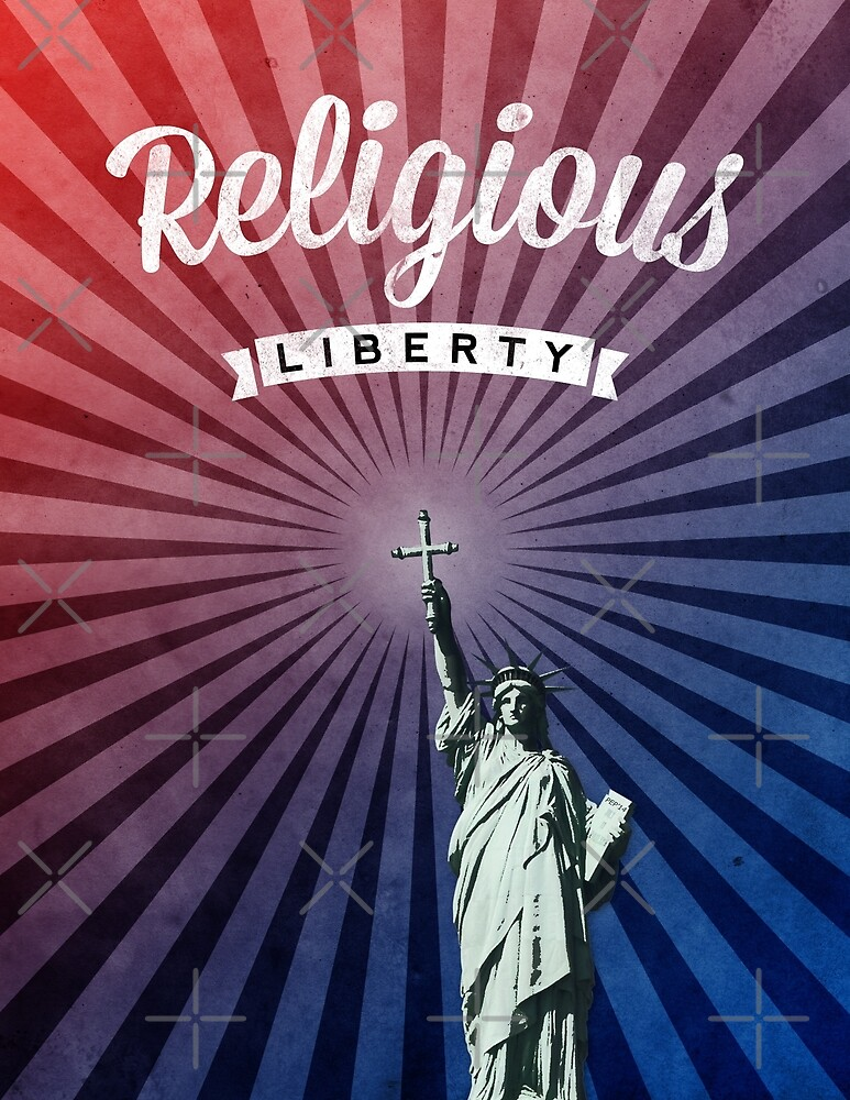 Religious Liberty by morningdance