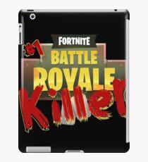 Battle Royale - Killer #1 iPad Case/Skin