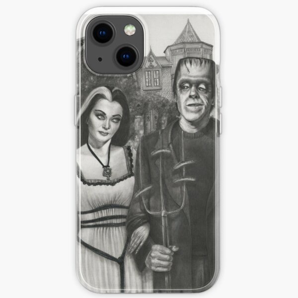 Meet the Munsters iPhone Soft Case