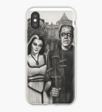 Meet the Munsters iPhone Case