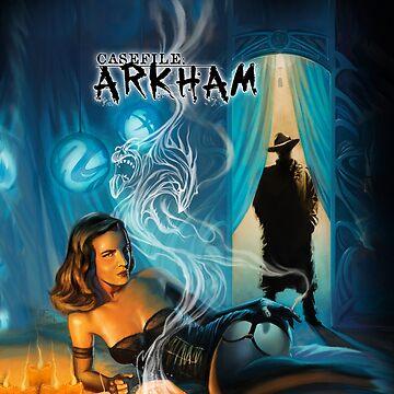 CASEFILE ARKHAM 2 by 01Publishing