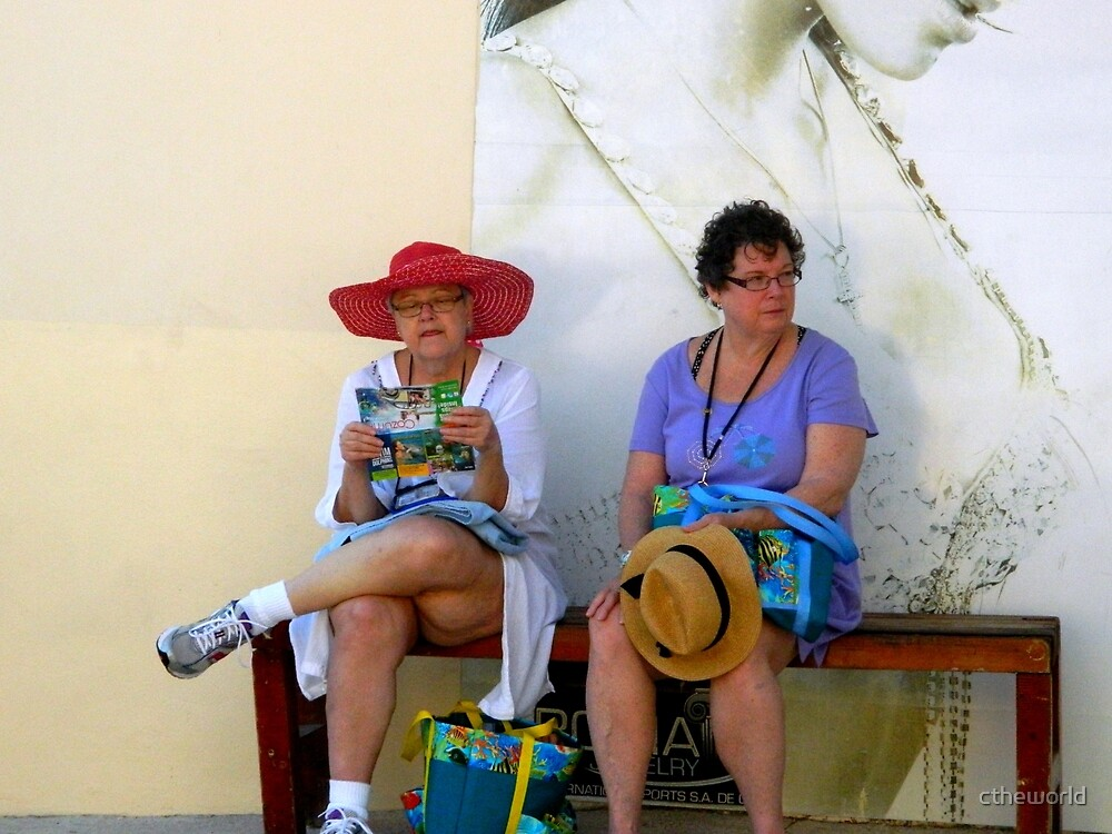 Two Hot Mamas in Mexico    ^ by ctheworld