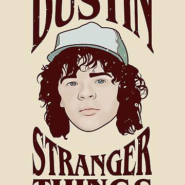 Dustin (Stranger Things) by reymustdie