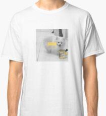 White Dog - summon him Classic T-Shirt