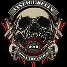 Biker Skull Chapter 2 by The-Sastra