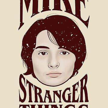 Mike (Stranger Things) by reymustdie