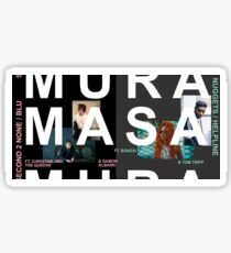 Mura Masa - Second2None/Blu and Nuggets/Helpline Sticker