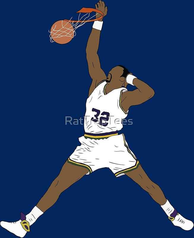 sale retailer fe92a 9a5be Karl Malone
