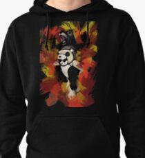 Folie á Watercolor (black) Pullover Hoodie