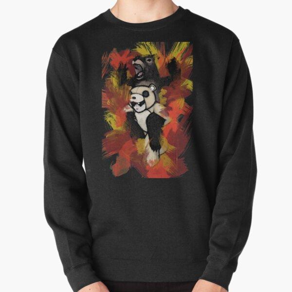 Folie á Watercolor (black) Pullover Sweatshirt