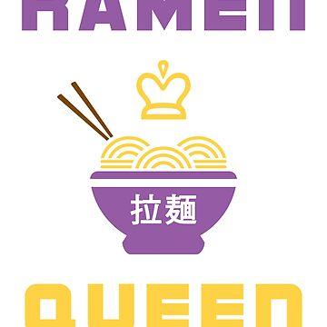 Ramen Queen by Sublantis