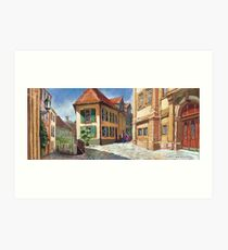 Germany Baden-Baden 02 Art Print