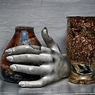 The Objects of the Hand  by ArtbyDigman