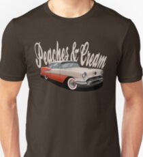 Oldsmobile Peaches & Cream Unisex T-Shirt