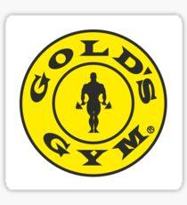 Gold's gym Sticker