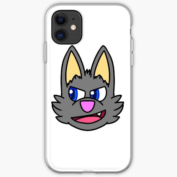 Nite Lubo Chibi Face iPhone Soft Case
