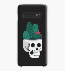 Cactus Skull Case/Skin for Samsung Galaxy