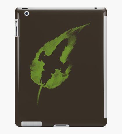 Leaf on the Wind iPad Case/Skin