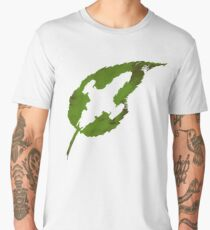 Leaf on the Wind Men's Premium T-Shirt