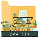 Sevilla by CarpinArtwork