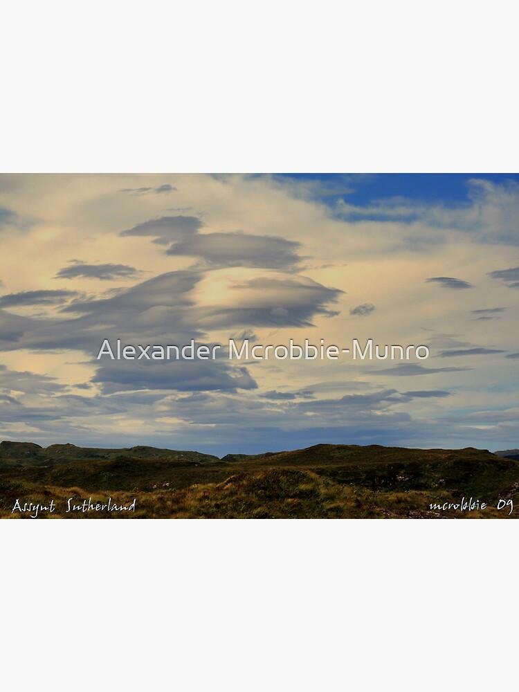 Lenticular  Assynt by Alexanderargyll