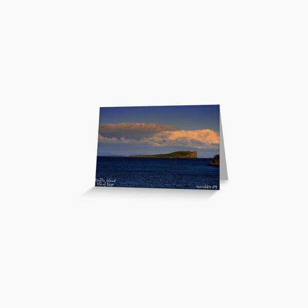 Staffin Island Greeting Card