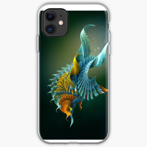 Chlorotiqua no.2 iPhone Soft Case