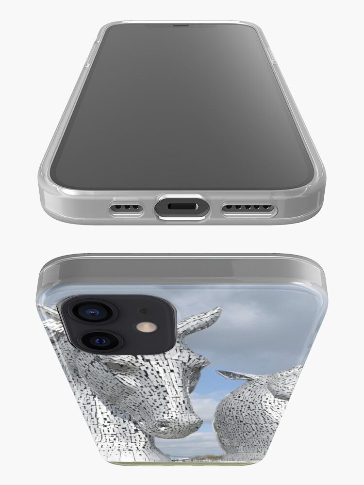 Alternate view of The Kelpies 381 iPhone Case & Cover