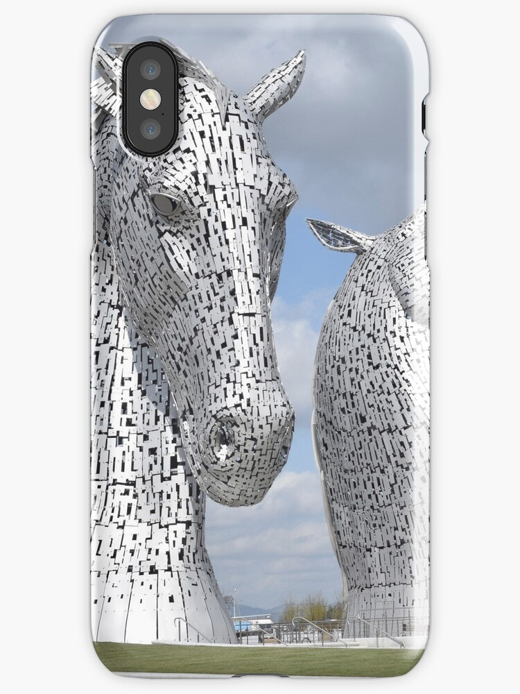 The Kelpies 381 by David Rankin