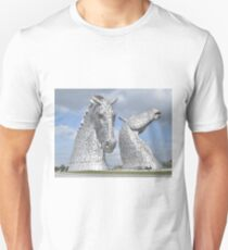 The Kelpies 381 Unisex T-Shirt