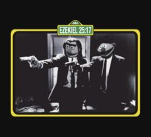 TShirtGifter Presents: Pulp Fiction Bert & Ernie