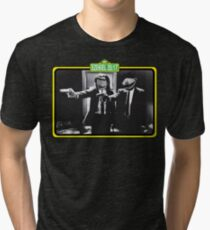 Pulp Fiction Bert & Ernie Tri-blend T-Shirt
