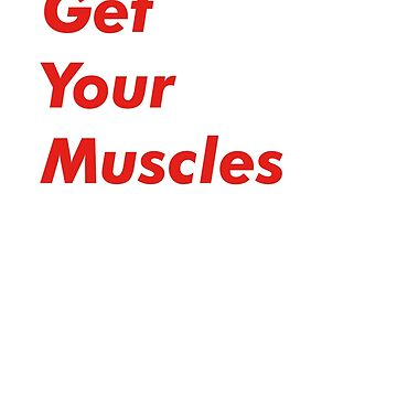 Gym - Get Your Muscles x1.5 Size by Derricksme