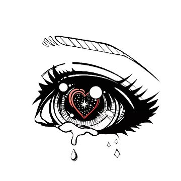 The eye of love  by twin2017