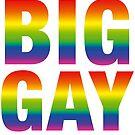 BIG GAY by paulkidd