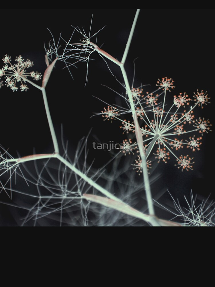 Night Whispers. Dark Floral by tanjica