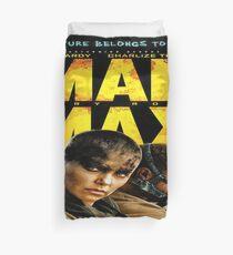 Mad Max Fury Road Duvet Cover