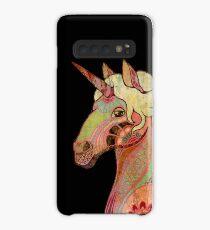 the unicorn Hülle & Klebefolie für Samsung Galaxy