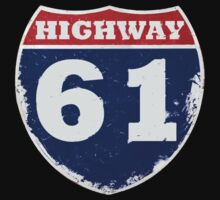 Highway 61 Revisited | Unisex T-Shirt
