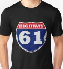 Highway 61 Revisited Unisex T-Shirt
