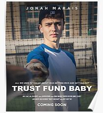 Jonah Marias Trust Fund Baby Poster