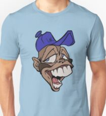 Crazy Monkey 2 Unisex T-Shirt