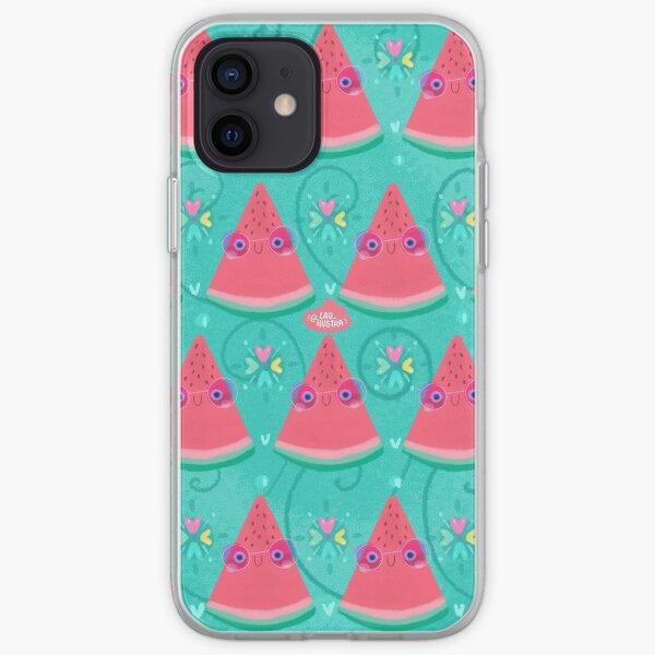 lau ilustra - patilla iPhone Soft Case